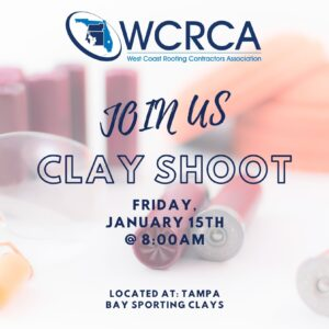 January 15, 2021 – WCRCA Annual Clay Shoot @ Tampa Bay Sporting Clays | Florida | United States